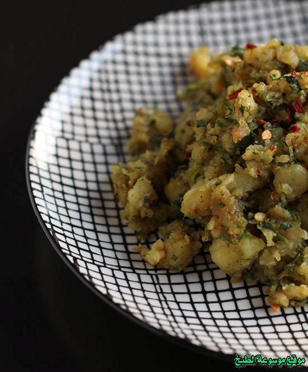-samosa filling recipe easyطريقة عمل حشوة البطاطس اللذيذة للسمبوسه