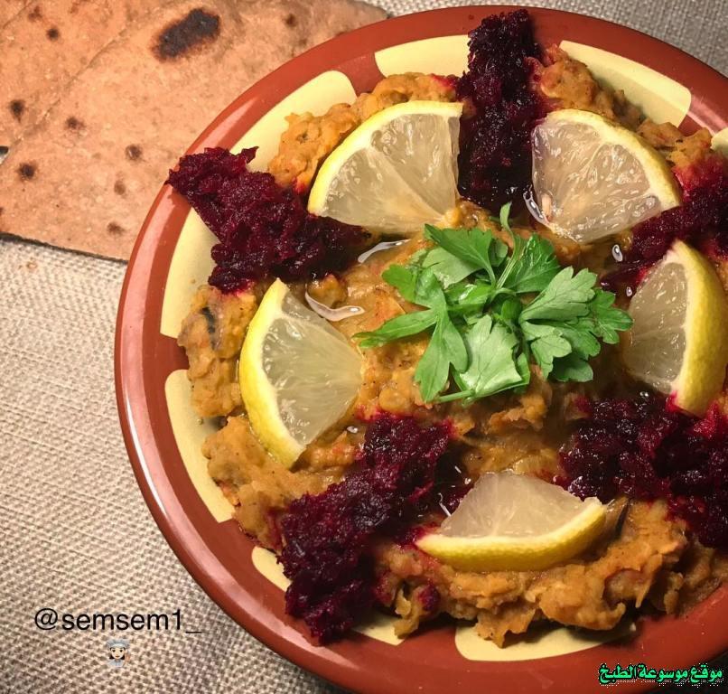 طريقة عمل حمسة الفول الباجلا الكويتيه لذيذة من وصفات الحمسات اللذيذه للريوق وللفطور وللعشاء-homemade arabic breakfast ideas food recipes