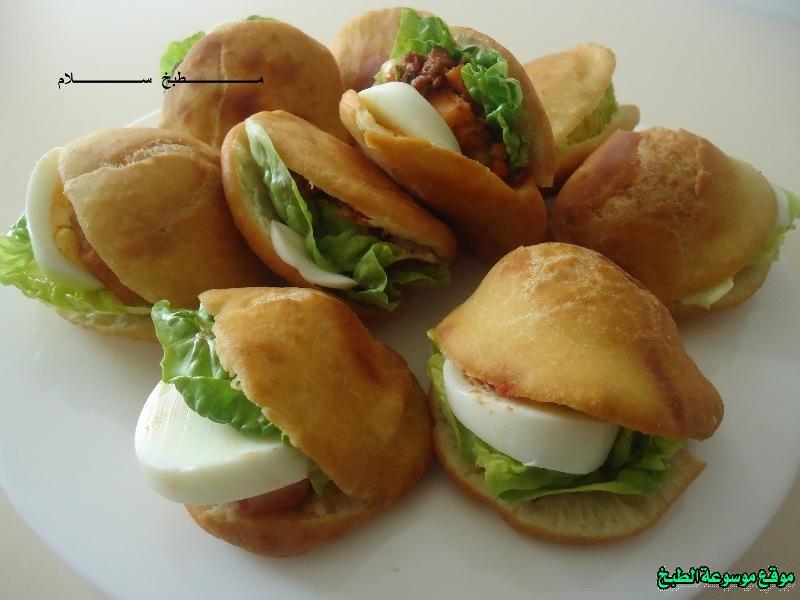 طريقة عمل الفريكاسي التونسى أكلة تونسية شعبية تقليدية بالصور-traditional food recipes cuisine tunisienne recette