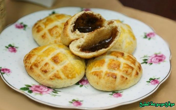 طريقة عمل الكليجا الهشه الاصلية أكلة شعبية سعودية مشهورة-traditional food recipes in saudi arabia