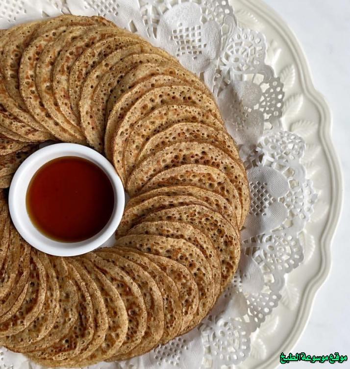al massabeb recipes in arabic-طريقة عمل مصابيب هند الفوزان وتسمى المراصيع - المراقيش - المصابيب - الرغفان - مراهيف