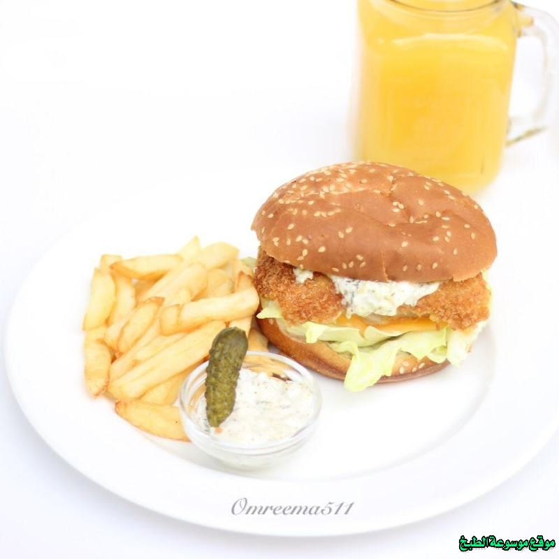 http://photos.encyclopediacooking.com/image/recipes_pictures-burger-sandwich-recipes-images-%D8%B7%D8%B1%D9%8A%D9%82%D9%87-%D8%B9%D9%85%D9%84-%D8%B3%D8%A7%D9%86%D8%AF%D9%88%D8%AA%D8%B4-%D8%A8%D8%B1%D8%AC%D8%B1-%D9%81%D9%8A%D9%84%D9%8A%D9%87-%D8%A7%D9%84%D8%B3%D9%85%D9%83-%D8%A8%D8%A7%D9%84%D8%A8%D9%8A%D8%AA-%D8%A8%D8%A7%D9%84%D8%B5%D9%88%D8%B1.jpg