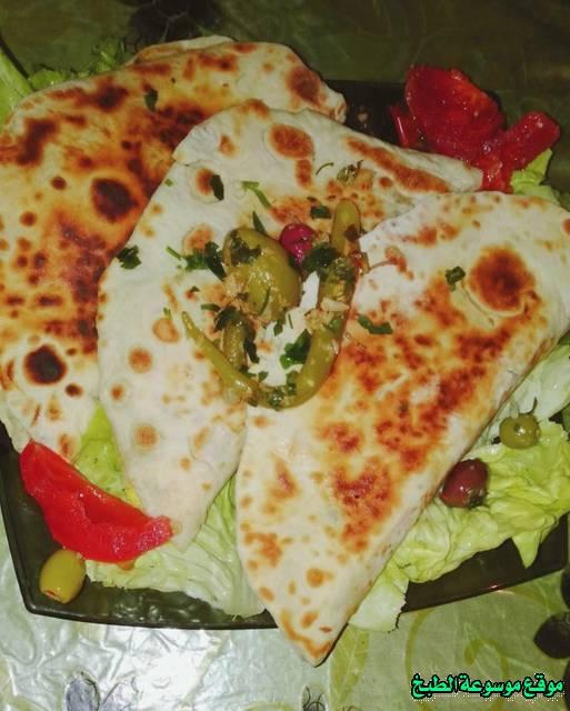 طريقة عمل المقلوب التونسي أكلة تونسية شعبية تقليدية بالصور-traditional food recipes cuisine tunisienne recette