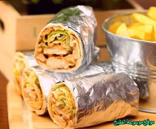 -sandwich recipe-طريقة عمل ساندويش الدجاج بالصوص فروحه الامارات خطوه خطوه بالصور