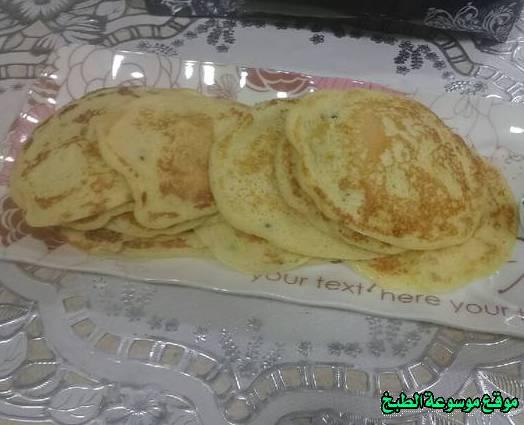 al massabeb recipes in arabic-طريقة عمل مصابيب ام الحلوات وتسمى المراصيع - المراقيش - المصابيب - الرغفان - مراهيف